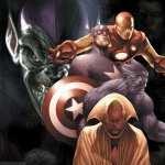 Avengers Comics desktop
