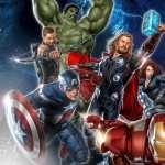 Avengers Comics 1080p