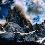 Mount Fitzroy download wallpaper