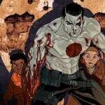 Bloodshot Comics wallpaper