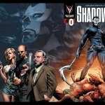 Shadowman Comics photos