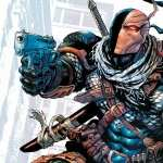 Deathstroke Comics wallpaper