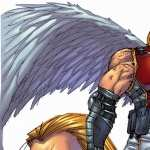 Angel Comics desktop wallpaper