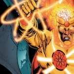 Firestorm Comics wallpaper