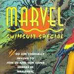 Marvel Swimsuit Special image