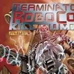 Terminator Robocop PC wallpapers