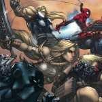 Ultimates Comics widescreen