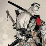 Bloodshot Comics download wallpaper