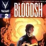 Bloodshot Comics hd desktop