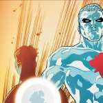 Captain Atom background