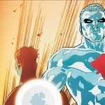Captain Atom background