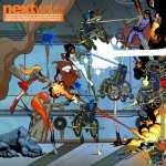 Nextwave Comics new wallpapers