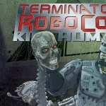 Terminator Robocop photos