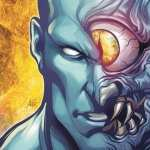 Captain Atom high definition photo