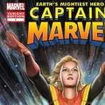 Captain Marvel desktop