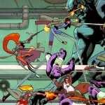Nextwave Comics free wallpapers