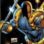 Deathstroke Comics background
