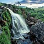 Loup Of Fintry Waterfall hd wallpaper