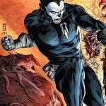 Shadowman Comics background