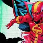 Red Tornado new photos