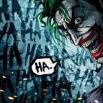 Joker Comics wallpaper