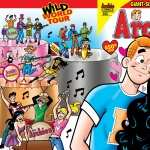 Archie Comics hd desktop