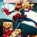 Captain Marvel high definition photo