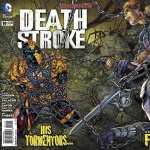 Deathstroke Comics high quality wallpapers