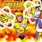 Firestorm Comics widescreen