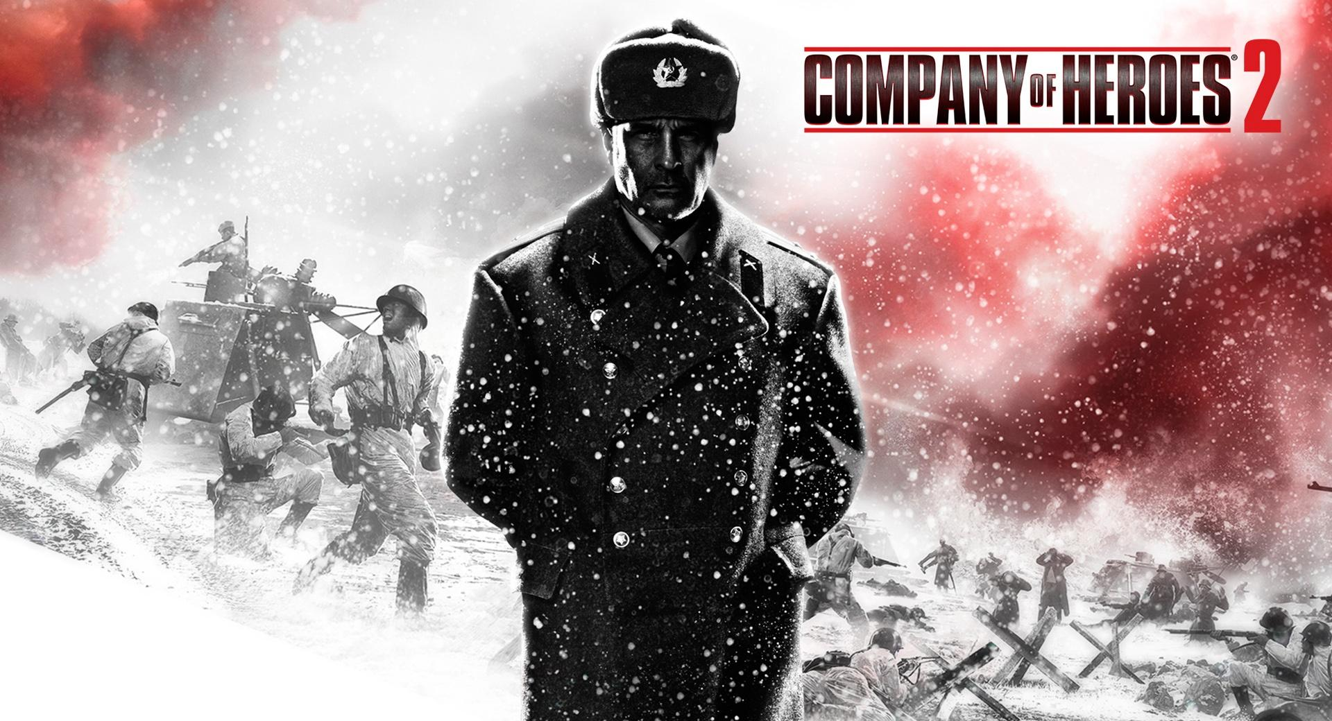 2013 Company of Heroes 2 wallpapers HD quality