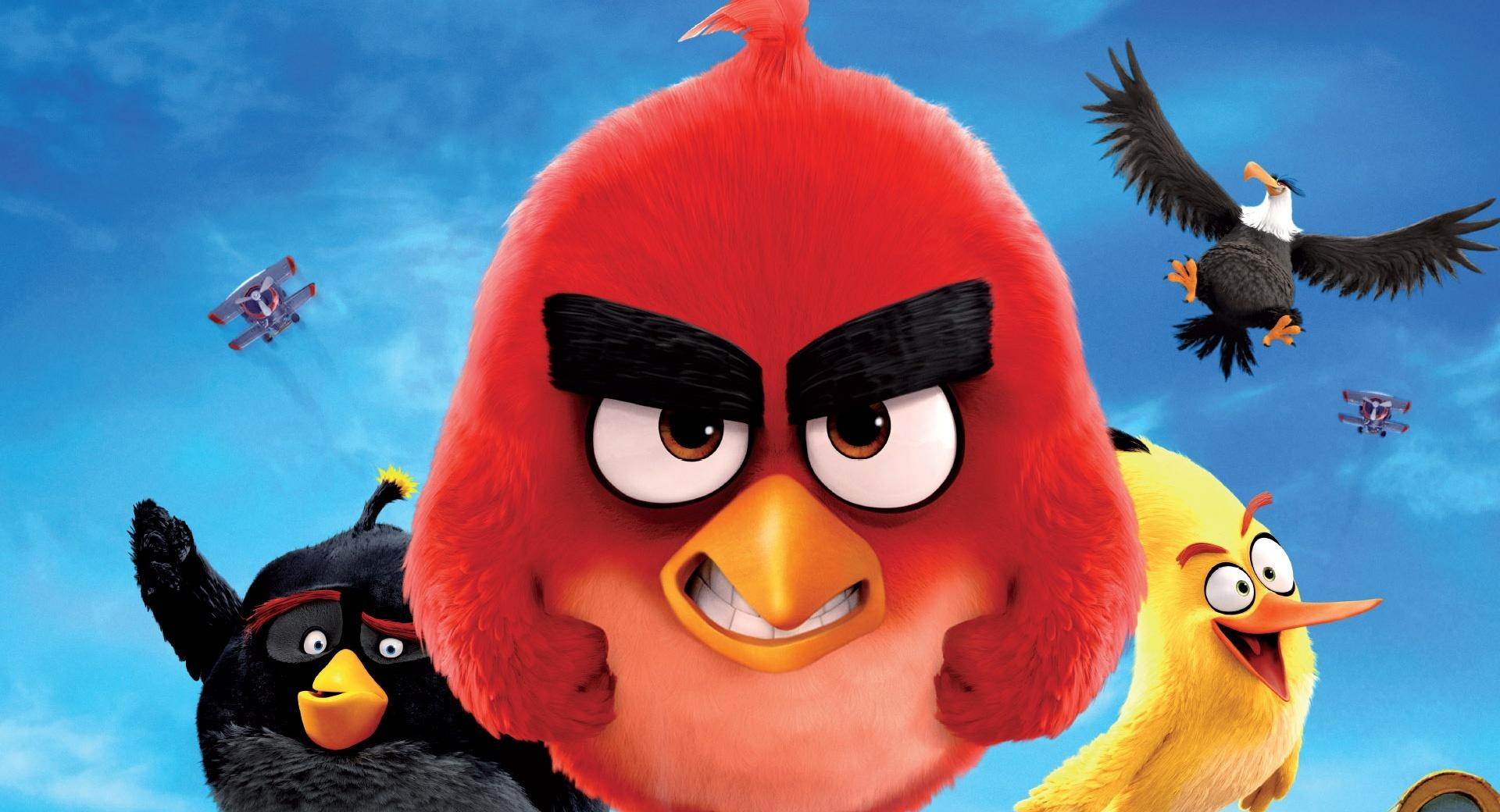 2016 Angry Birds Movie wallpapers HD quality