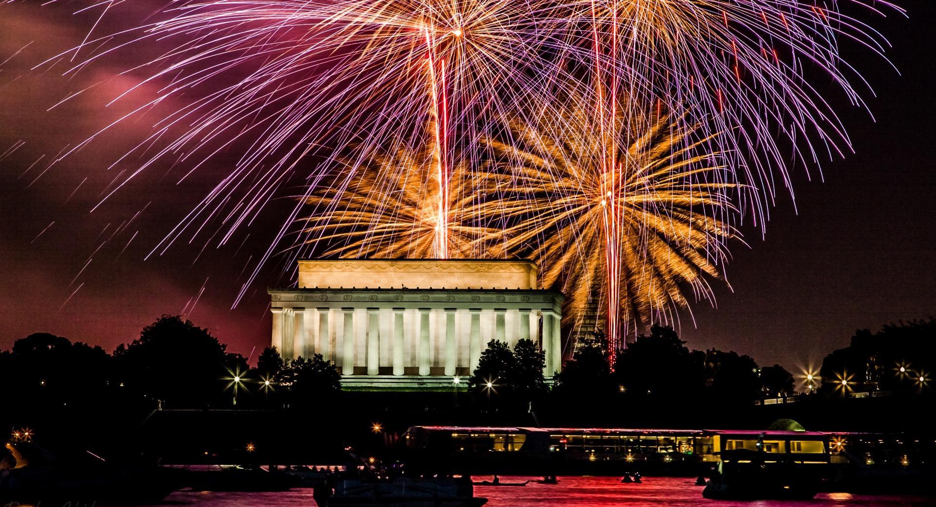 4th July - Washington DC wallpapers HD quality