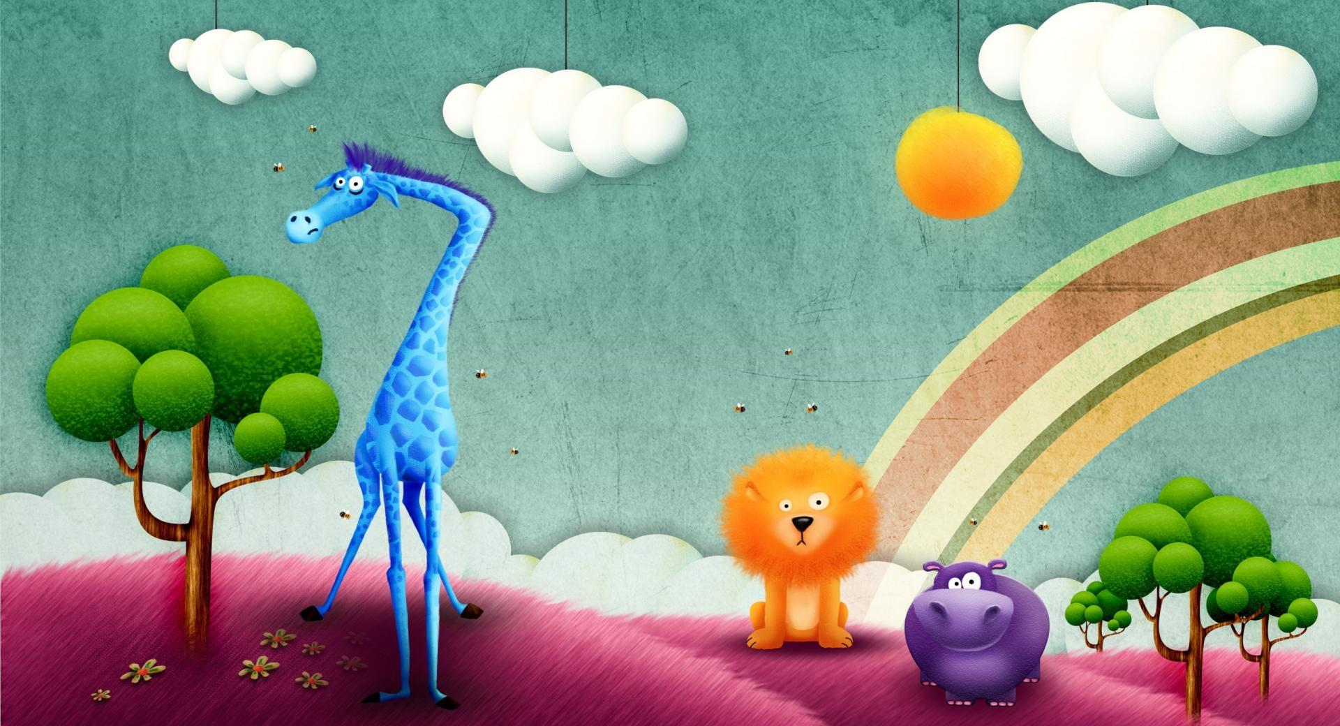 Abstract Animals wallpapers HD quality