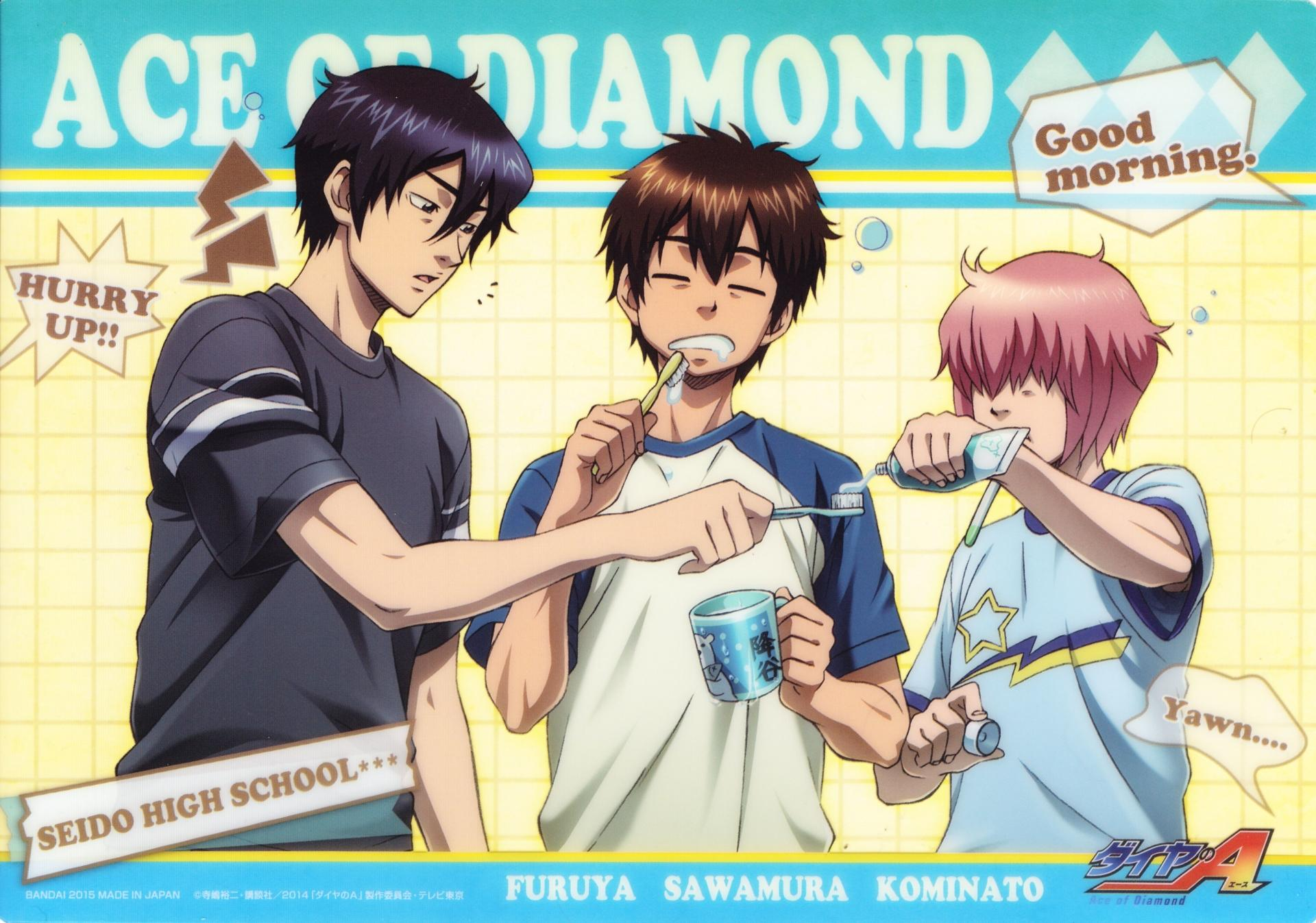 Ace Of Diamond wallpapers HD quality