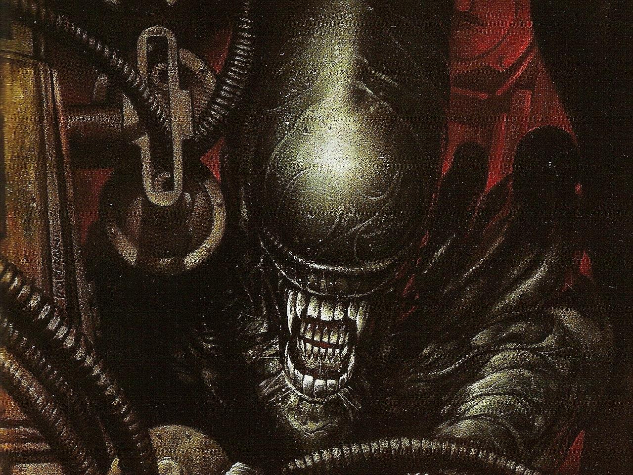 Alien Comics wallpapers HD quality