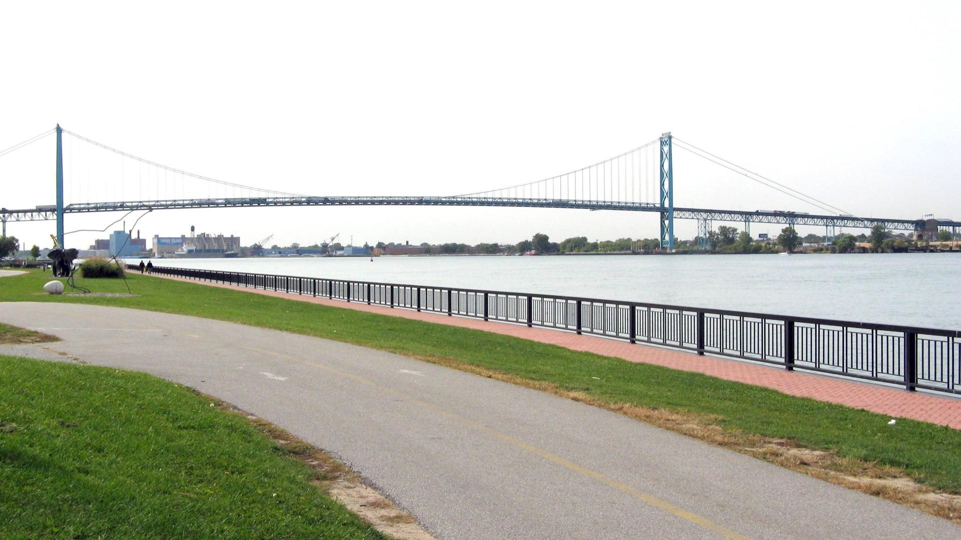 Ambassador Bridge wallpapers HD quality