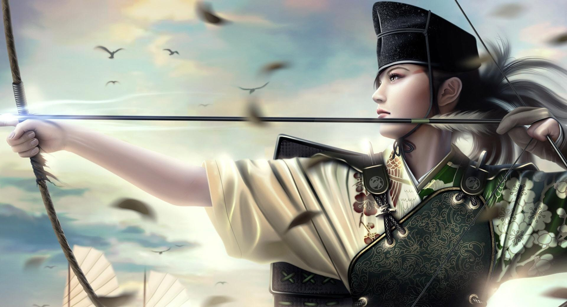 Archer Painting wallpapers HD quality