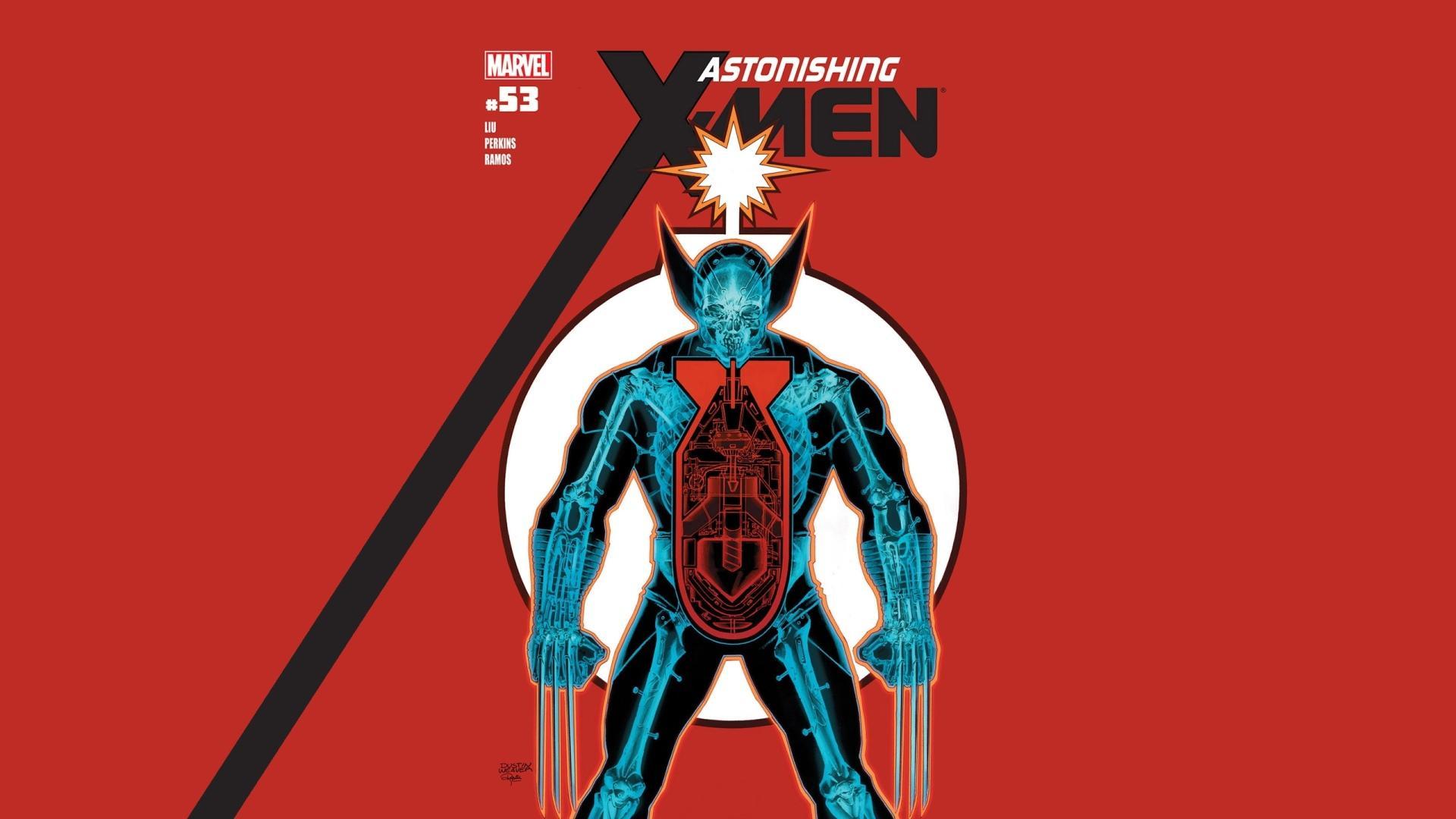 Astonishing X-Men wallpapers HD quality