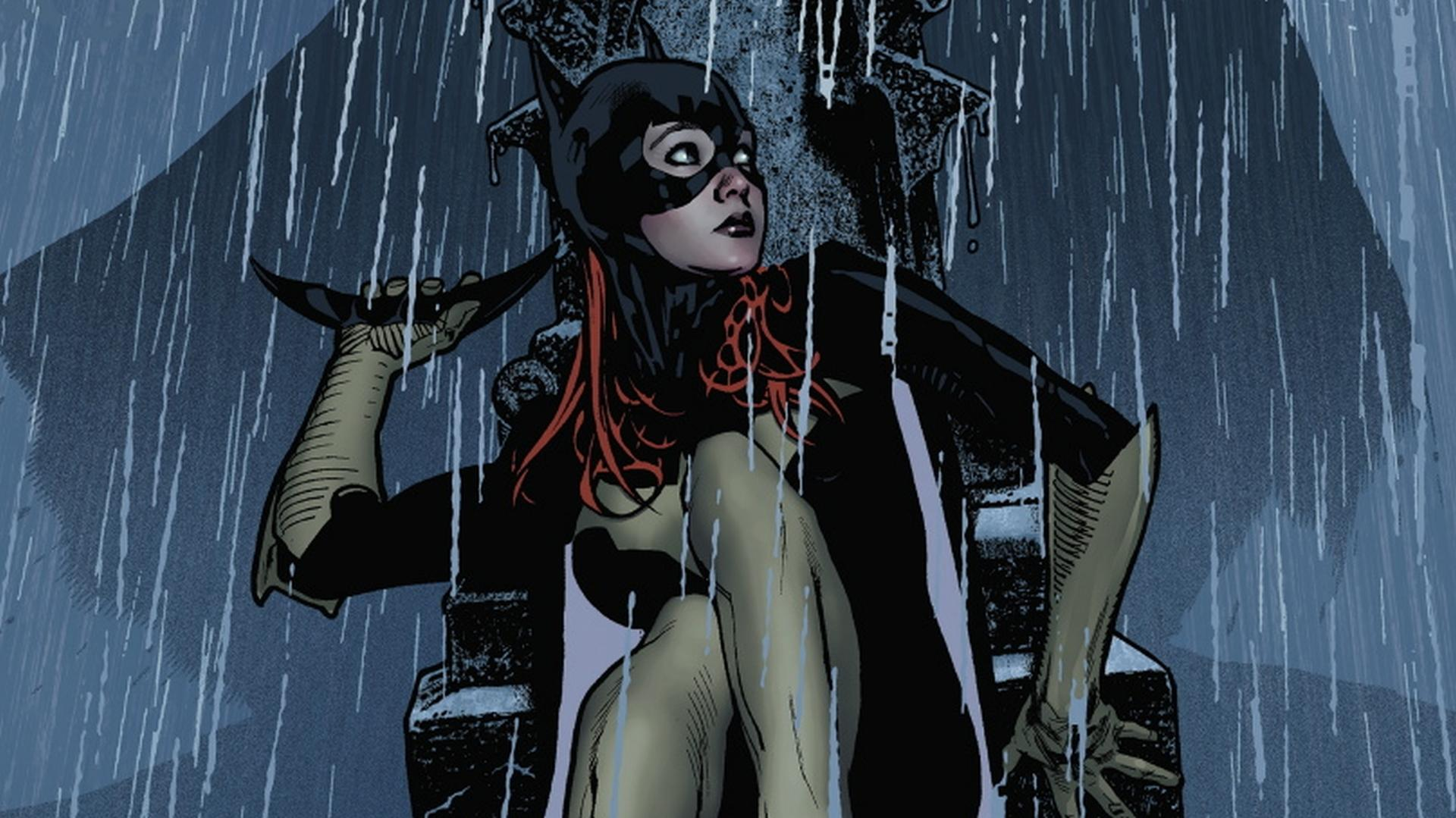 Batgirl Comics wallpapers HD quality