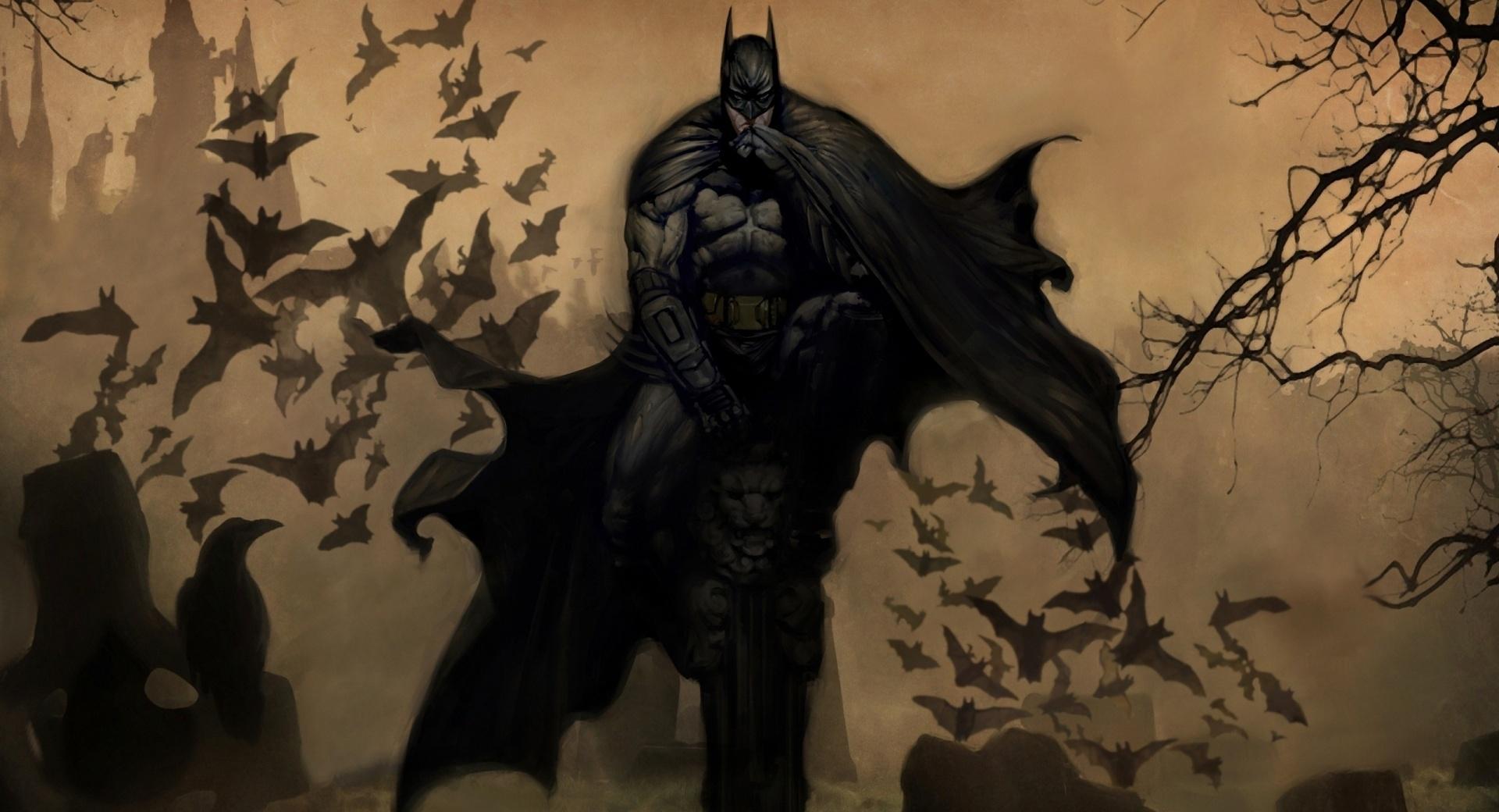 Batman Drawing wallpapers HD quality