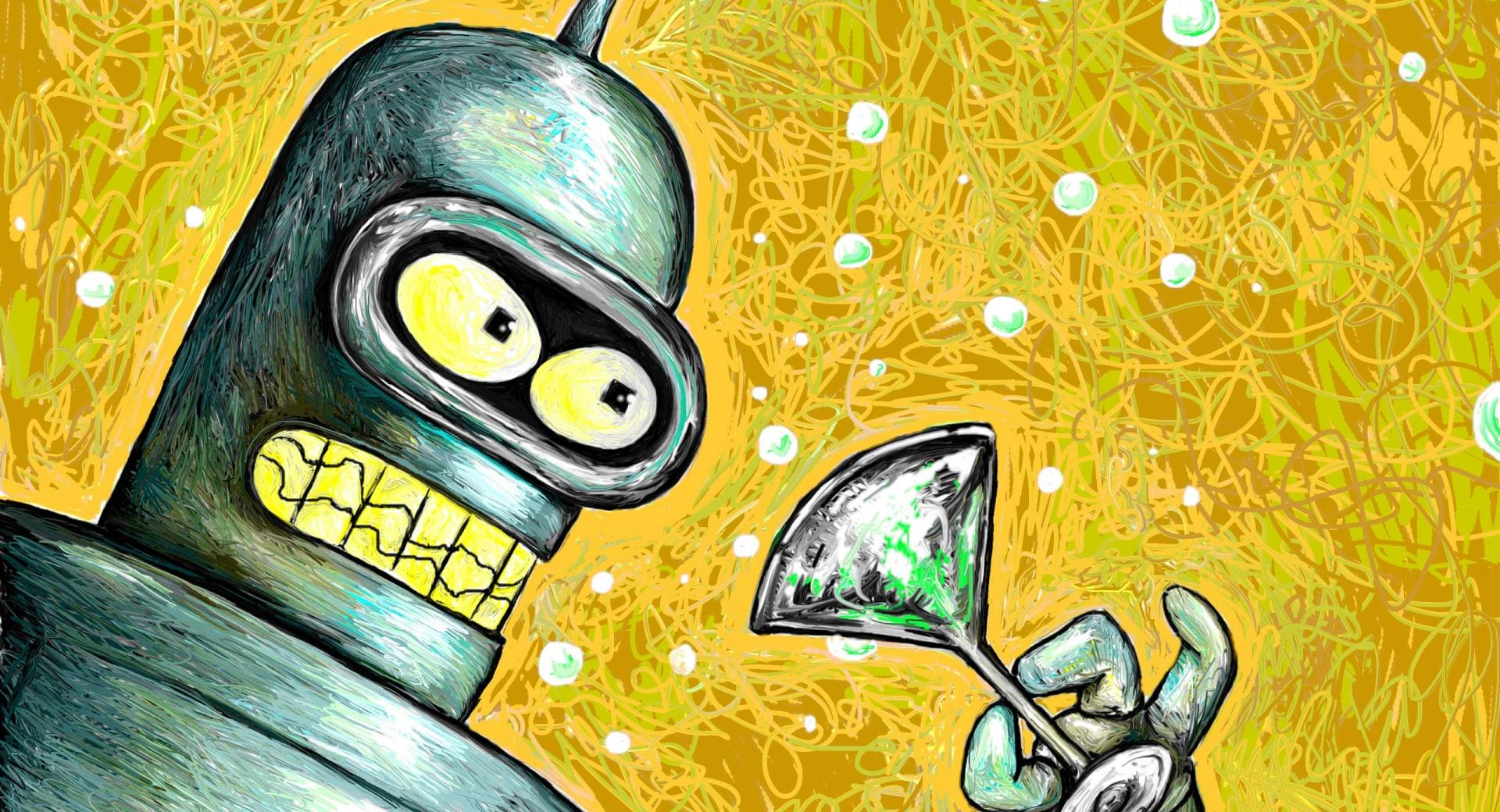 Bender Futurama wallpapers HD quality