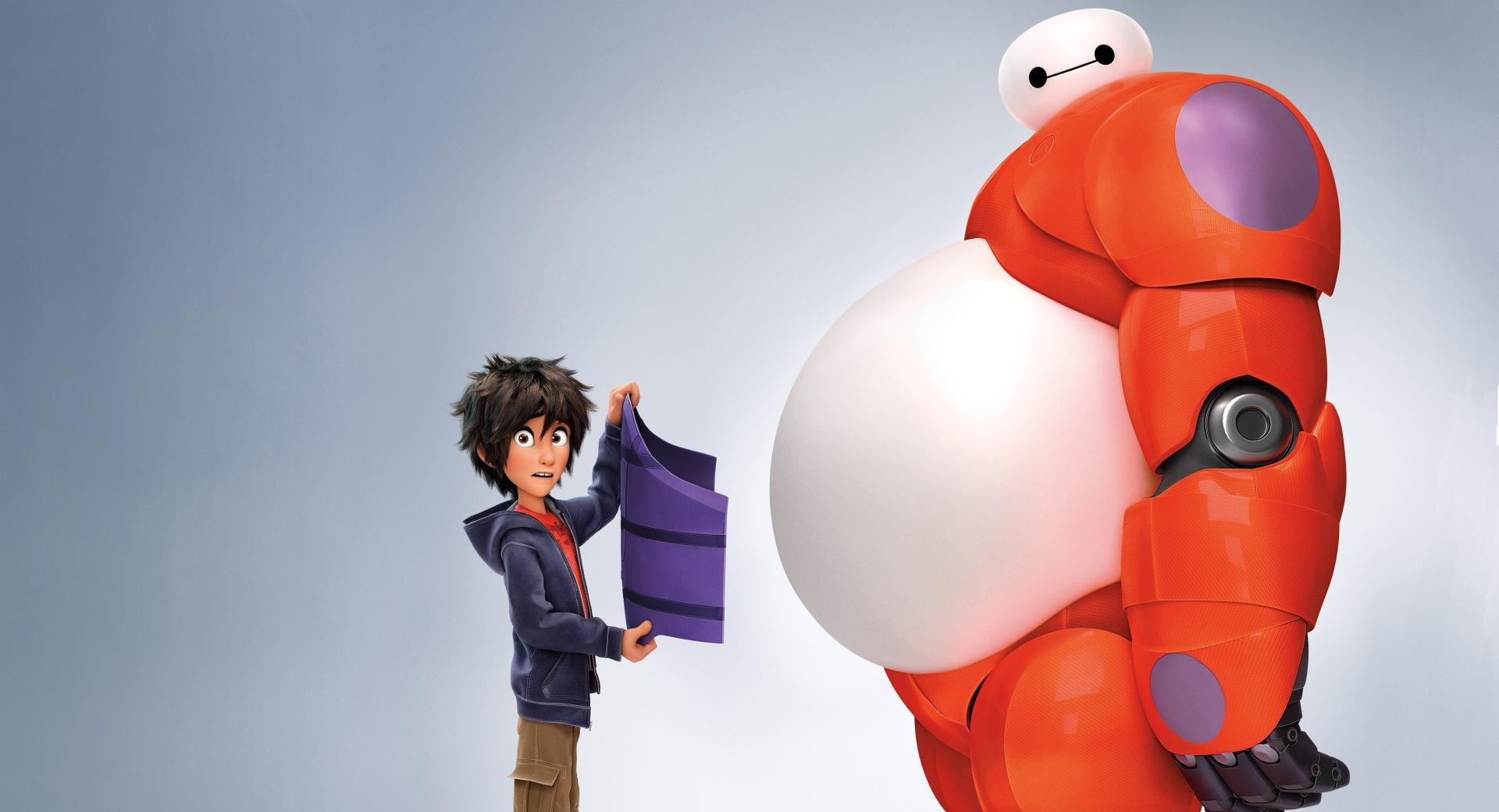 Big Hero Six wallpapers HD quality