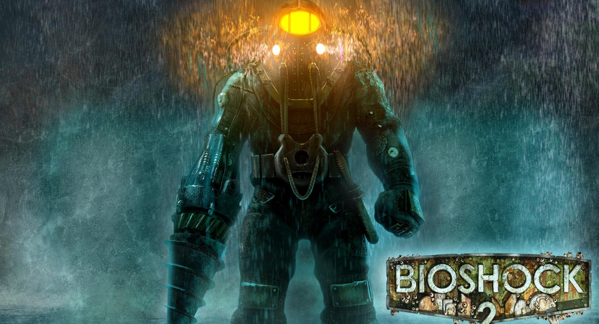 Bioshock 2 Rain wallpapers HD quality