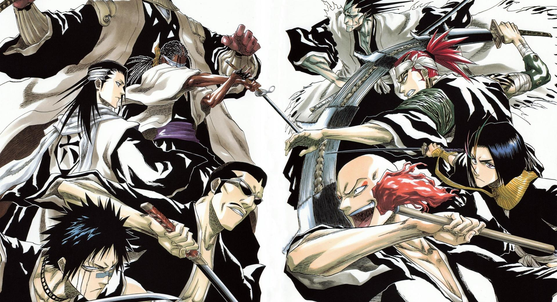 Bleach - Soul Reapers wallpapers HD quality