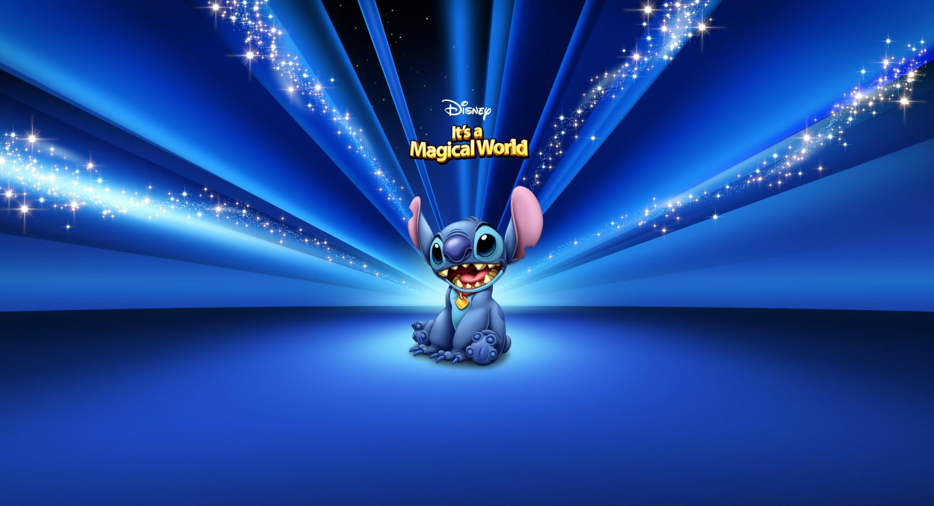Blue Disney wallpapers HD quality