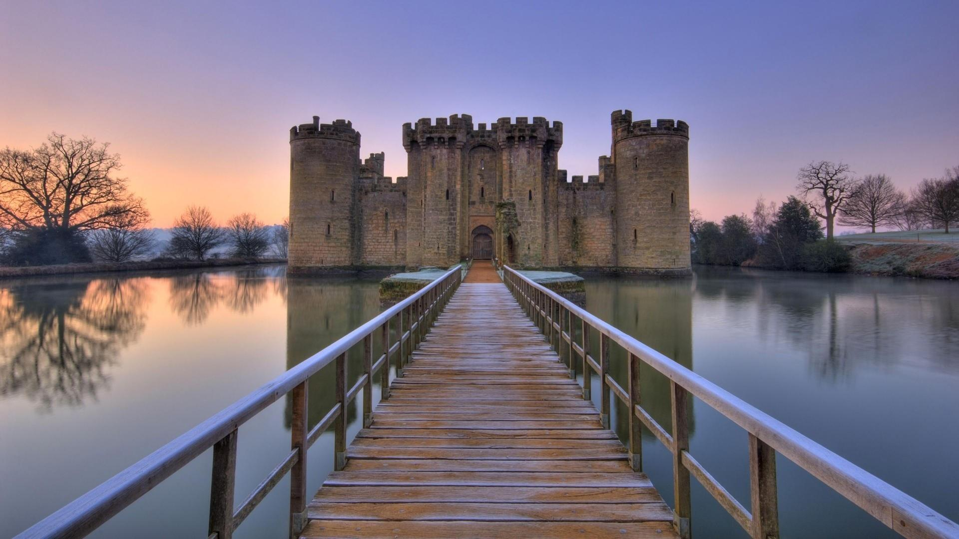 Bodiam Castle wallpapers HD quality