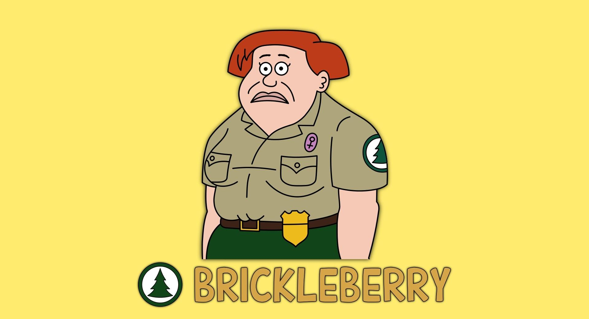 Brickleberry Connie wallpapers HD quality