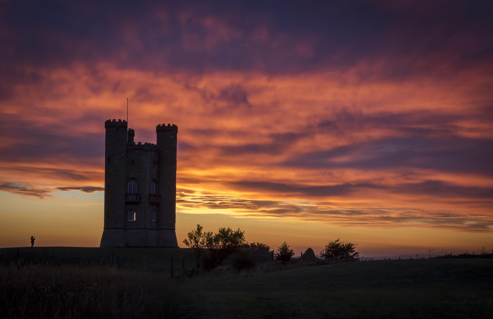 Broadway Tower, Worcestershire wallpapers HD quality