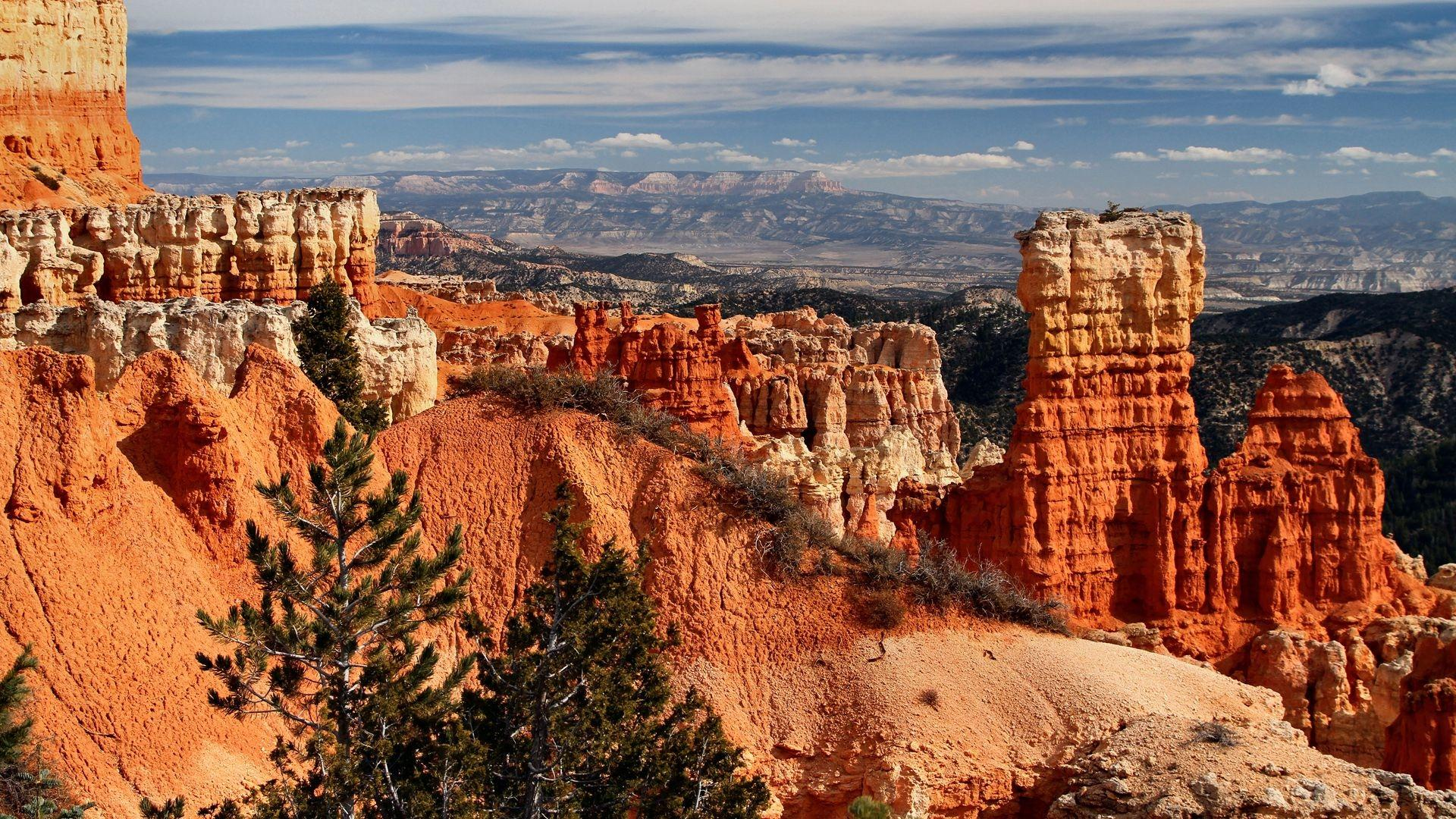 Bryce Canyon National Park wallpapers HD quality