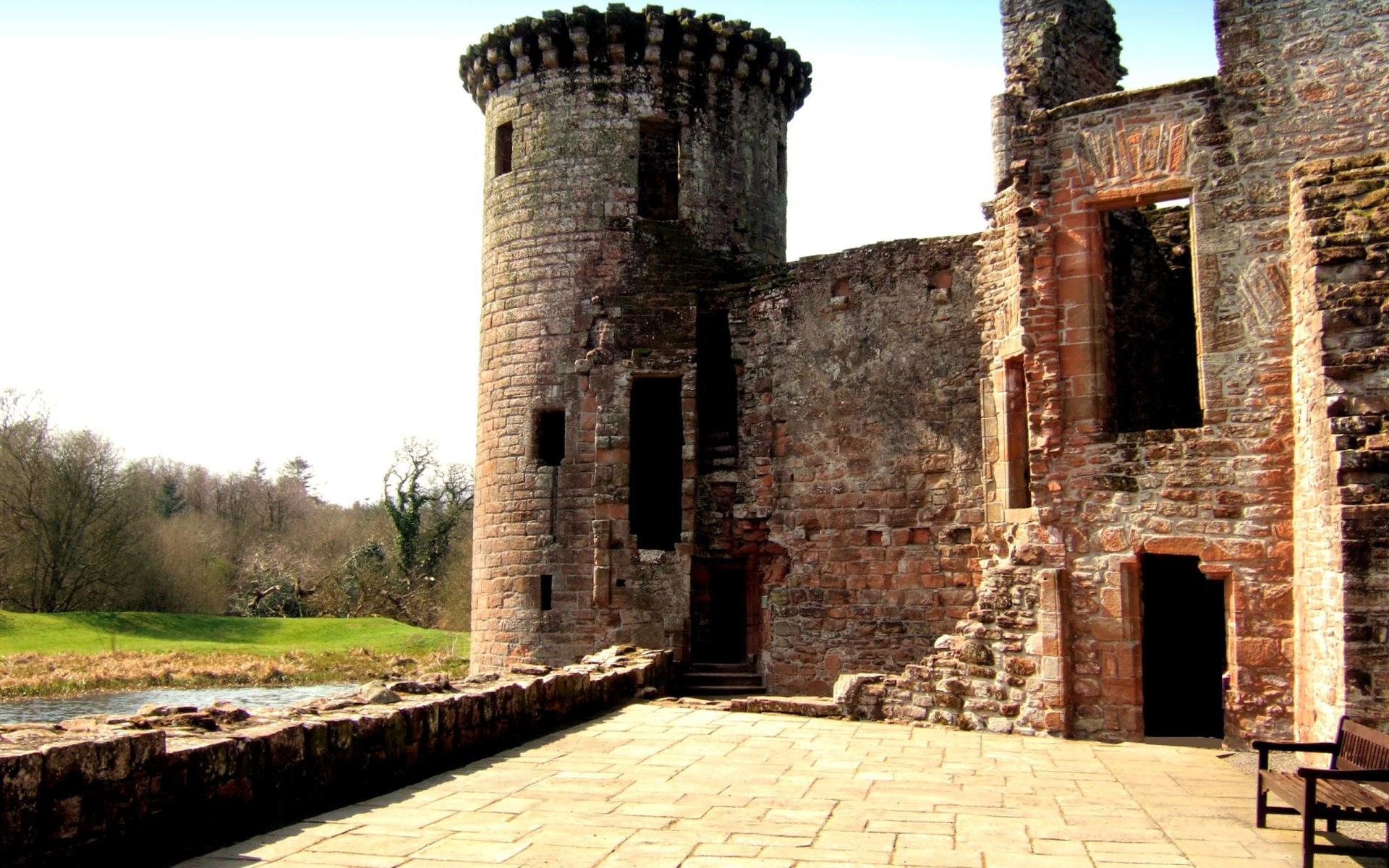 Caerlaverock Castle wallpapers HD quality